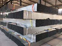 Pre-galvanized Rectangle Steel Pipe