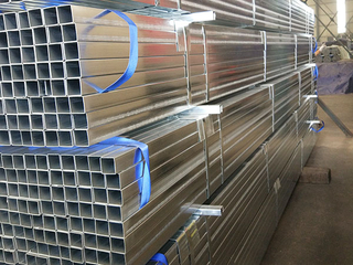 Pre-galvanized Square Steel Pipe
