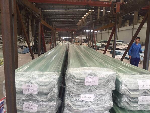 frp sheet exporter