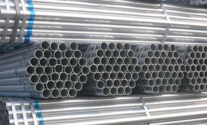 Round Steel Pipe Exporter